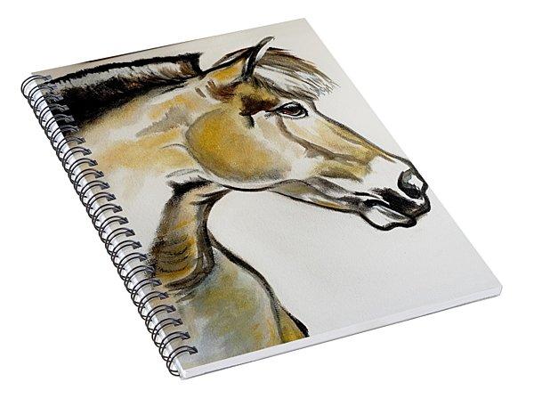 Linden Spiral Notebook