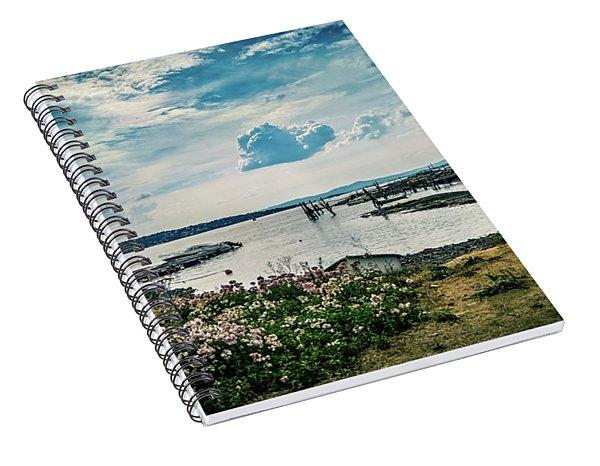 Lindoya Spiral Notebook