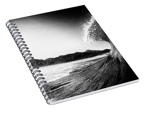 lip Spiral Notebook