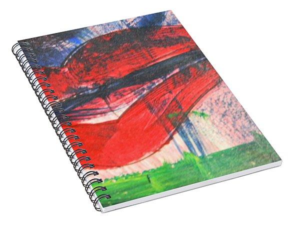 Lipstick - Sold Spiral Notebook