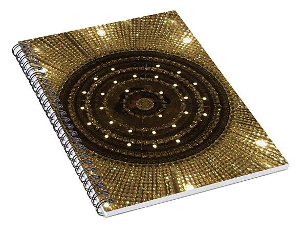 London Hilton Paddington 03 Spiral Notebook