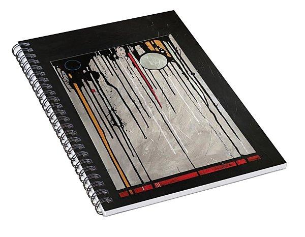 Long Tall Wally Spiral Notebook