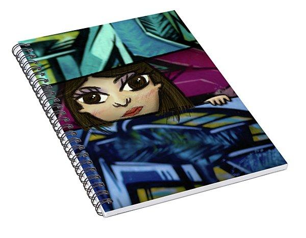 Lookout Spiral Notebook