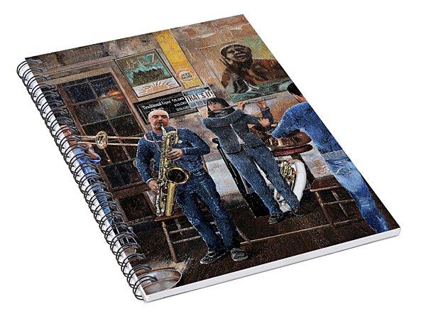 L'orchestra Spiral Notebook