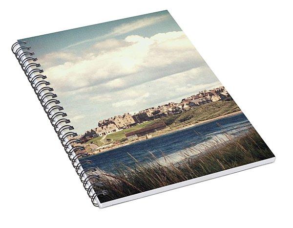 Lossiemouth Spiral Notebook