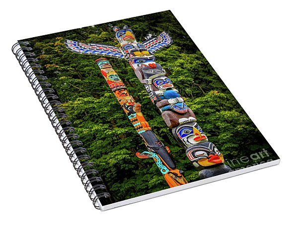 Low Man Spiral Notebook