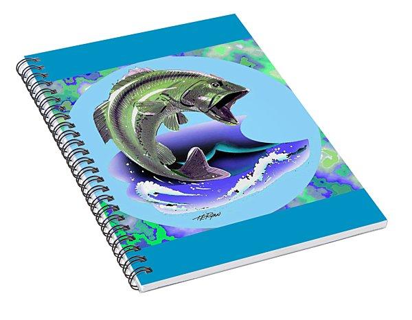 Lunker Spiral Notebook
