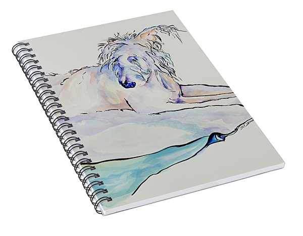 Maevis Spiral Notebook
