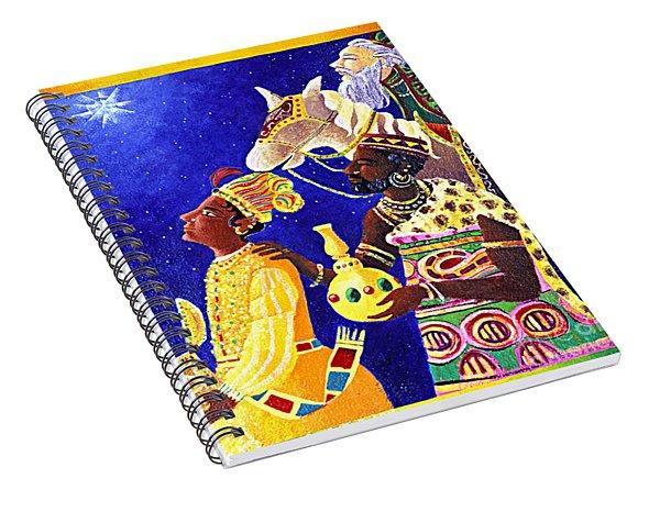 Magi - Mmagi Spiral Notebook