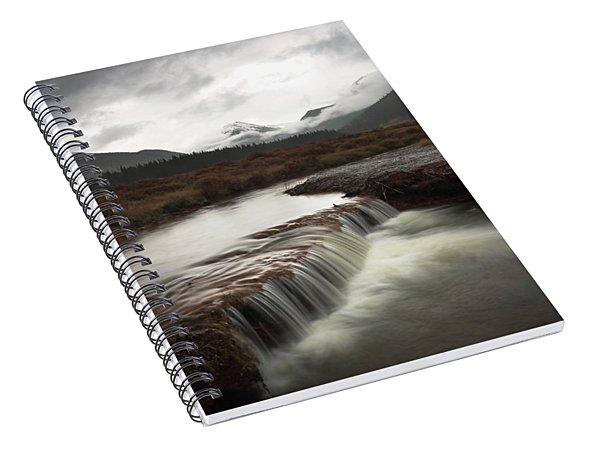 Magnificence Spiral Notebook