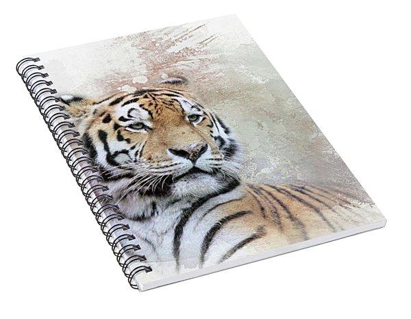 Majestic Spiral Notebook
