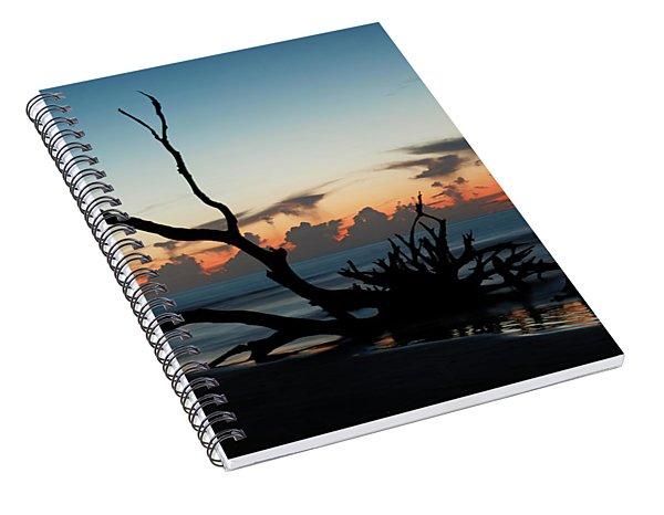 Majestic Sunrise Spiral Notebook