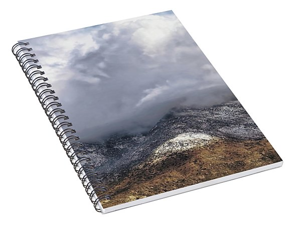 Major Storms A Brewing Spiral Notebook