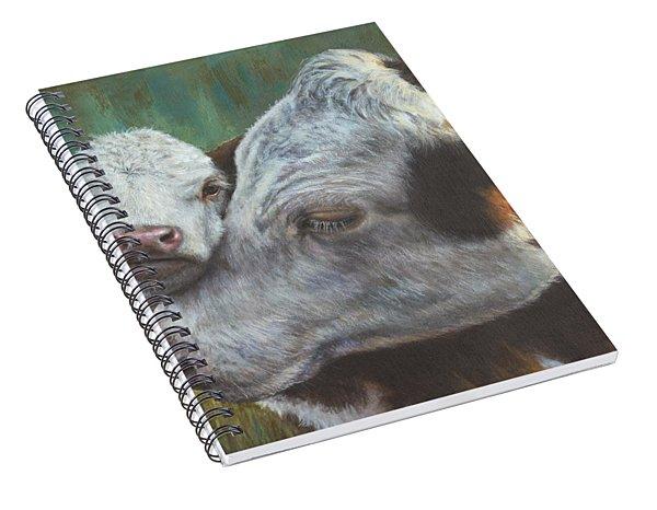 Mama's Boy Spiral Notebook