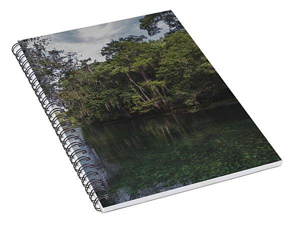 Manatee Springs Spiral Notebook