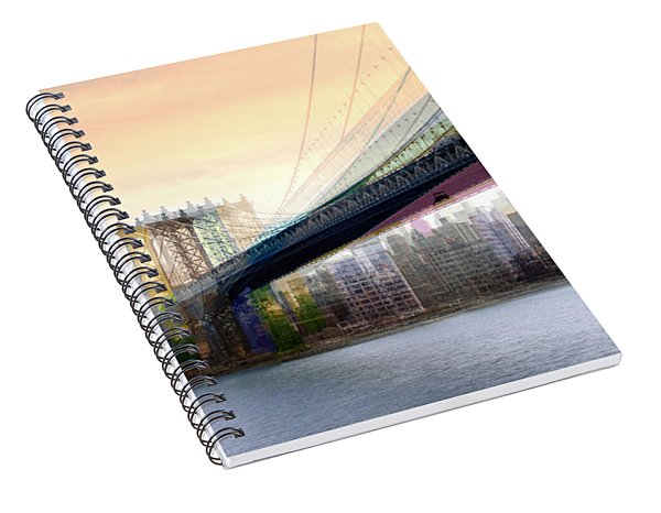 Manhattan X3 Spiral Notebook