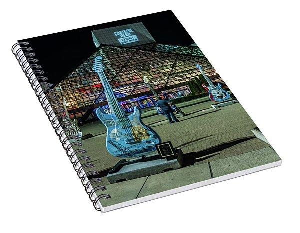 Mania Spiral Notebook
