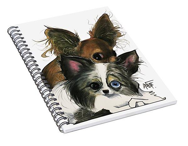 Manning 3260 Spiral Notebook