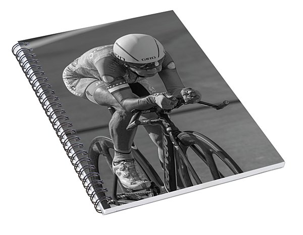 Masters Individual Pursuit Spiral Notebook