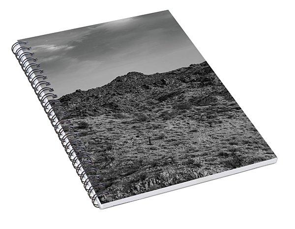 Mastodon Ridge Spiral Notebook