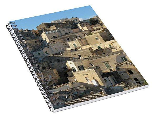 Matera Stones Spiral Notebook