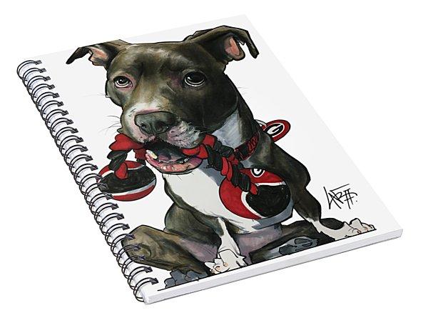 Mauras 3412 Spiral Notebook