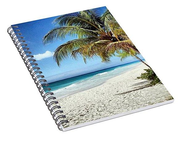 Maxwell Beach Barbados Spiral Notebook