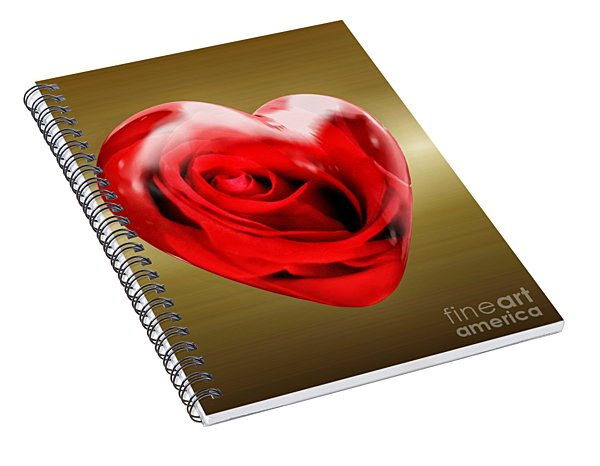 May I Suggest Love Spiral Notebook