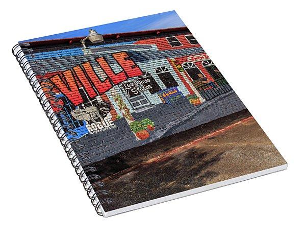 Maysville Mural Spiral Notebook