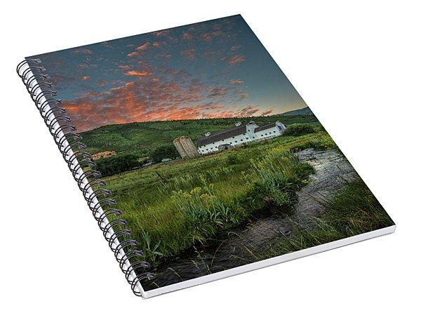 Mcpolin Sunrise Spiral Notebook