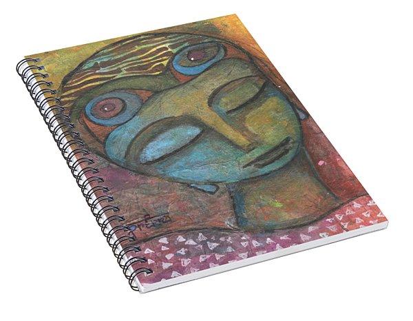Meditative Awareness Spiral Notebook