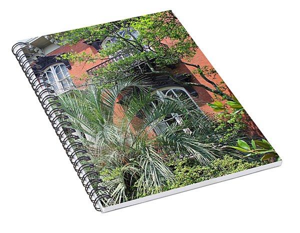 Mercer Williams House-savannah Ga Spiral Notebook