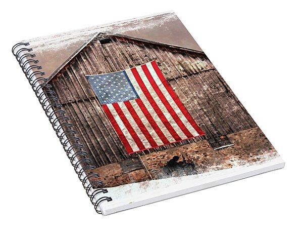 Merica IIi Spiral Notebook