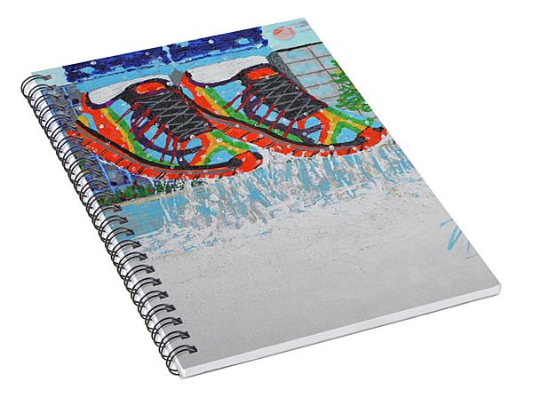 Mia's Water Sport Spiral Notebook
