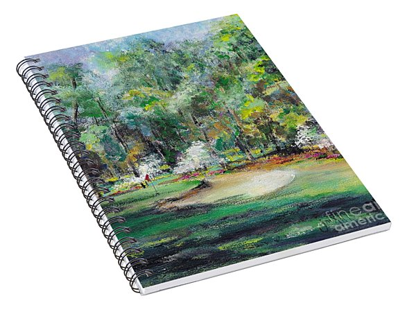 Mid Pines Nc Spiral Notebook