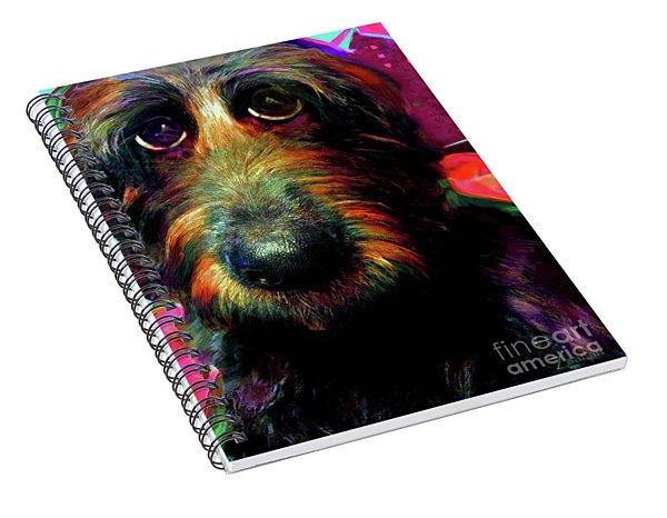 Miska Spiral Notebook