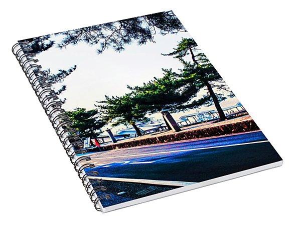 Miyajima Spiral Notebook