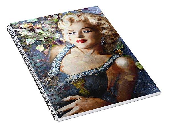 Mm Resurrection  Spiral Notebook