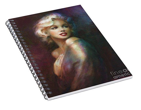 Mm Ww Colour Spiral Notebook