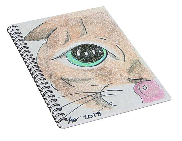 Mm..that Was Goos Spiral Notebook