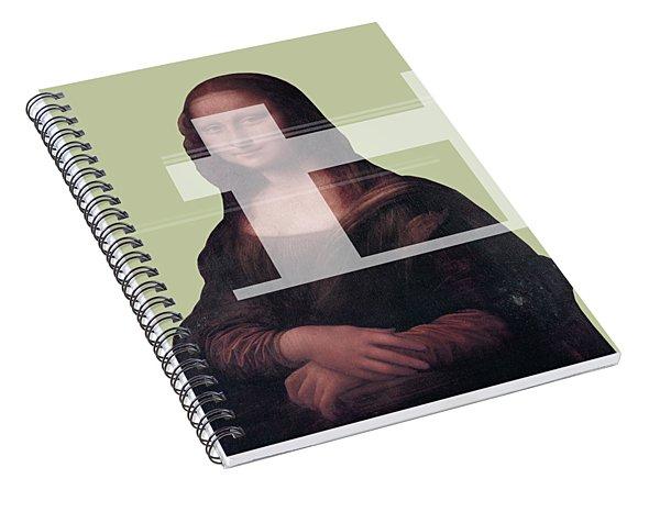 Mona 1 Spiral Notebook