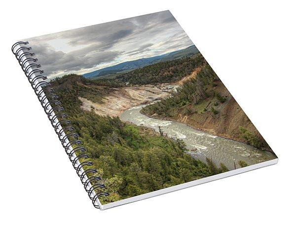 Moody Yellowstone Spiral Notebook