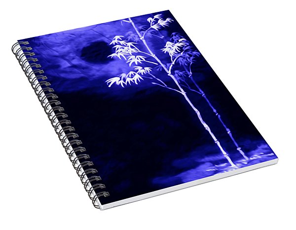 Moonlight Bamboo Spiral Notebook