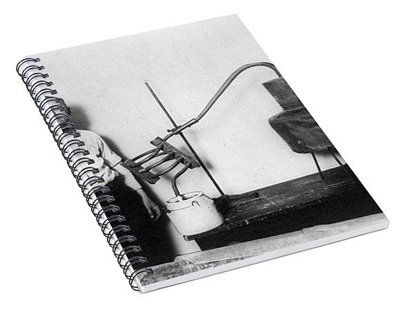 Moonshine Distillery, 1920s Spiral Notebook