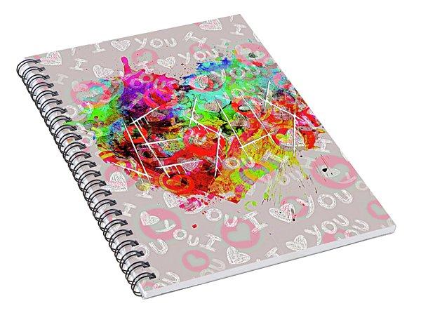 More Love Spiral Notebook