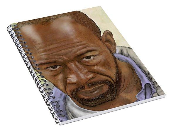 Morgan Spiral Notebook
