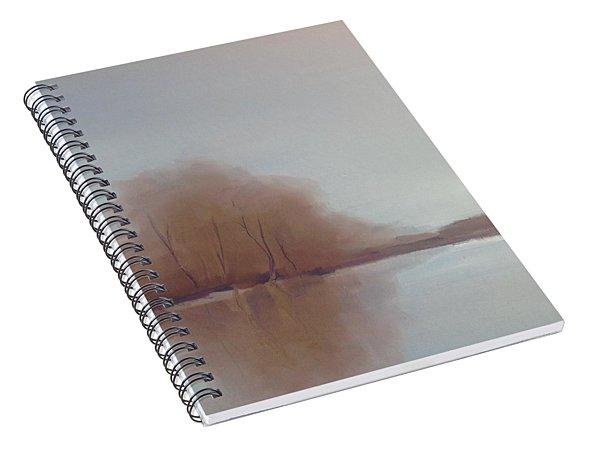 Morning Chill Spiral Notebook