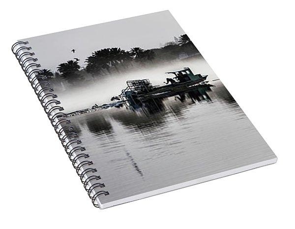 Morning Routine Spiral Notebook