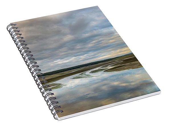 Morning Serenity Spiral Notebook