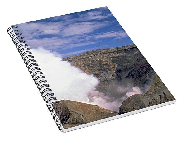 Mount Aso Spiral Notebook